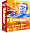 PR Maximizer - Find Successful Link Partners Fast!